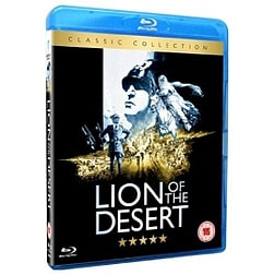 The Lion Of The Desert Blu-ray Blu-ray