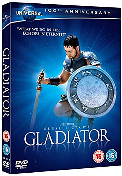 Gladiator (2000) Augmented Reality Edition [DVD] [2012] DVD