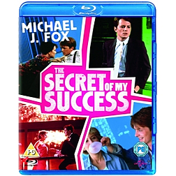 The Secret Of My Success Blu-ray Blu-ray