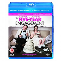 The Five Year Engagement Blu-ray + Digital Blu-ray