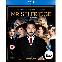 Mr Selfridge Series 1 Blu-ray Blu-ray