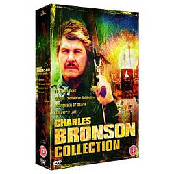Charles Bronson Collection DVD DVD