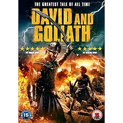 David And Goliath DVD DVD
