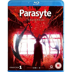Parasyte The Maxim Collection 1 (Episodes 1-12) Blu-ray Blu-ray