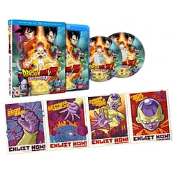 Dragon Ball Z Resurrection F Collectors Edition Blu-ray Blu-ray