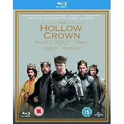 The Hollow Crown - Series 1-2 Blu-ray Blu-ray