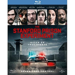 The Stanford Prison Experiment [Blu-ray] Blu-ray