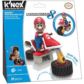 K'Nex Super Mario Bike Building Set Mario Blocks and Bricks
