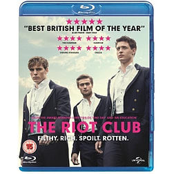 The Riot Club Blu-ray Blu-ray