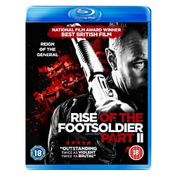 Rise of the Footsoldier II Blu-ray Blu-ray
