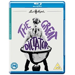 The Great Dictator - Charlie Chaplin (Blu-ray) Blu-ray