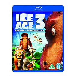 Ice Age 3 Dawn of the Dinosaurs Blu-ray Blu-ray