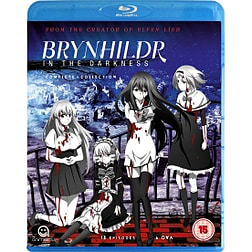 Brynhildr In The Darkness - Complete Collection Blu-ray Blu-ray