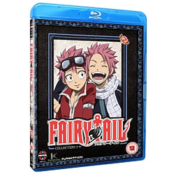 Fairy Tail Part 7 Episodes 73-84 Blu-ray Blu-ray