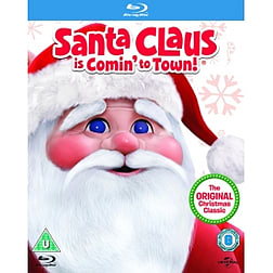 Santa Claus is Comin' to Town Blu Ray Blu-ray