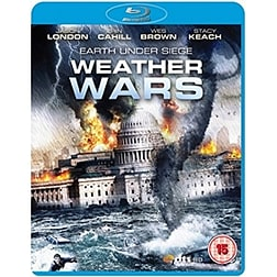 Weather Wars Blu-ray Blu-ray