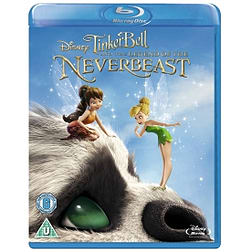 Tinker Bell & The Legend Of The NeverBeast Blu-ray Blu-ray