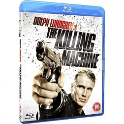 Dolph Lundgren is The Killing Machine Blu-ray Blu-ray