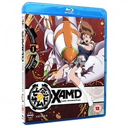 XAM'D Lost Memories Collection 1 Blu-ray Blu-ray