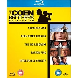 The Coen Brothers Collection (Blu-Ray) Blu-ray