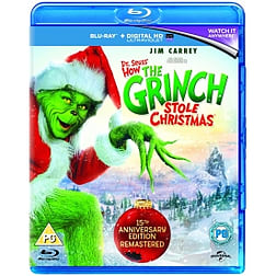 The Grinch Blu-ray Blu-ray
