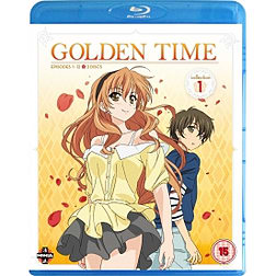 Golden Time Collection 1 Episodes 1-12 Blu-ray Blu-ray
