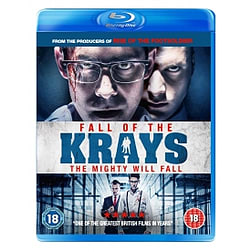 The Fall Of The Krays Blu-ray Blu-ray
