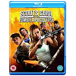 Scouts Guide To The Zombie Apocalypse Blu-ray Blu-ray