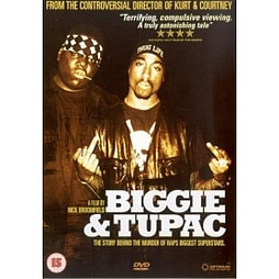 Biggie And Tupac DVD DVD