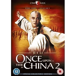 Once Upon A Time In China 2 DVD