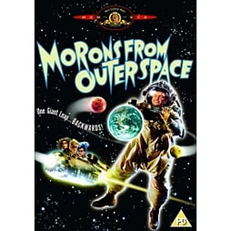 Morons From Outer Space DVD DVD