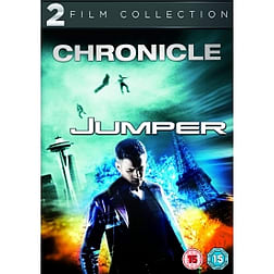 Chronicle / Jumper Double Pack DVD Blu-ray