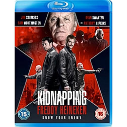 Kidnapping Freddy Heineken Blu-Ray Blu-ray