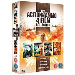 Action & Ammo Collection DVD DVD
