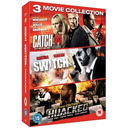 Thriller Triple Pack Catch .44 / Switch / Hijacked DVD