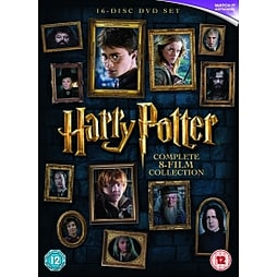 Harry Potter - Complete 8-Film Collection (2016 Edition) DVD DVD
