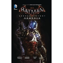 Batman Arkham Knight Genesis Books