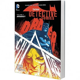 Batman: Detective Comics Vol. 7: Anarky Books