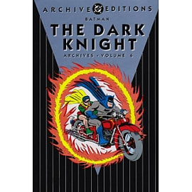Batman Dark Knight Archives Hc Vol 06 Books