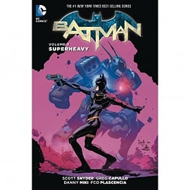 Batman Volume 8: Superheavy Books
