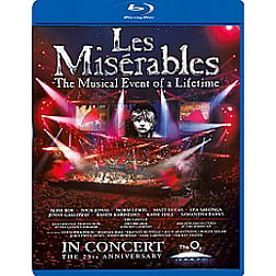 Les Miserables 25th Anniversary Blu-Ray Blu-ray
