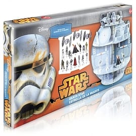 Star Wars Death Star Construction Play Set Figurines and Sets