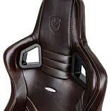 noblechairs EPIC Real Leather Gaming Chair - Brown/Beige screen shot 1