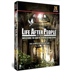 Life After People - Complete Series 2 DVD DVD