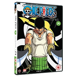 One Piece Uncut Collection 2 Episodes 27-53 DVD DVD