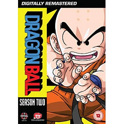 Dragon Ball Season 2 Episodes 29-57 DVD DVD