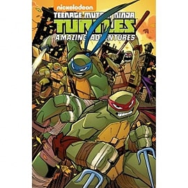 Teenage Mutant Ninja Turtles: Amazing Adventures: Volume 2 Books