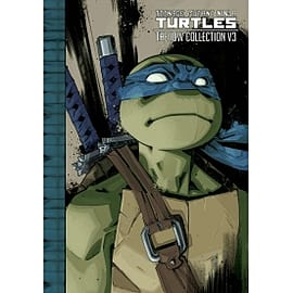 Teenage Mutant Ninja Turtles The IDW Collection: Volume 3 Hardcover Books