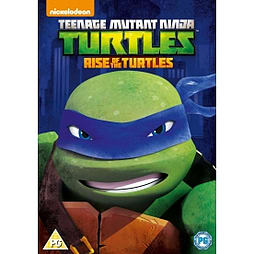 Teenage Mutant Ninja Turtles Series 1 Volume 1 DVD DVD