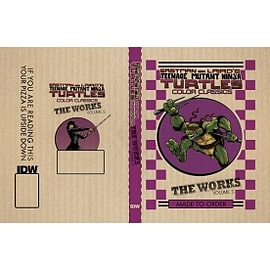 Teenage Mutant Ninja Turtles The Works: Volume 5 Hardcover Books